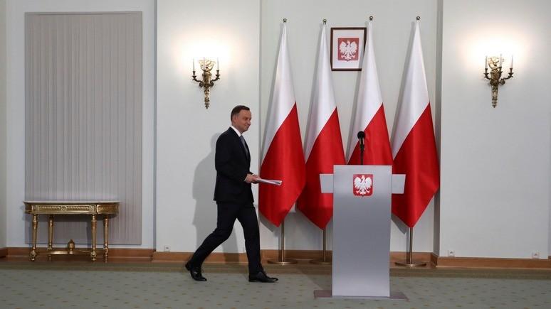 Gazeta Wyborcza: никто сейчас не даст Варшаве больше, чем Москва