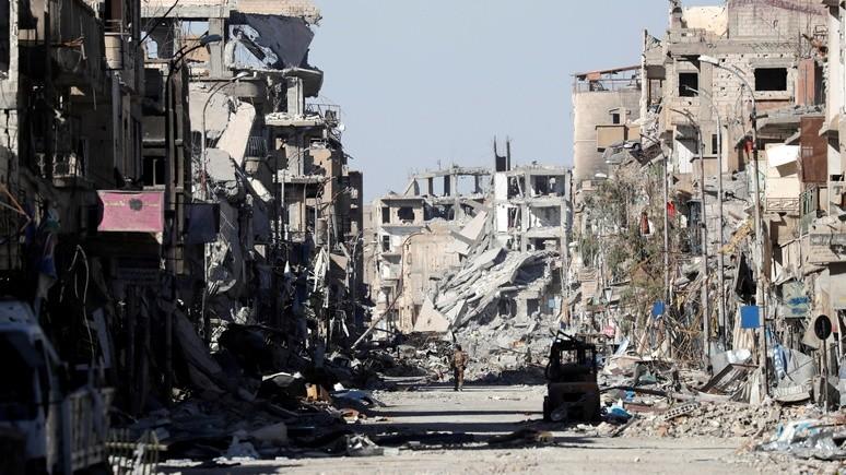 LAT: Россия и США близки к «ключевому шагу» для достижения мира в Сирии