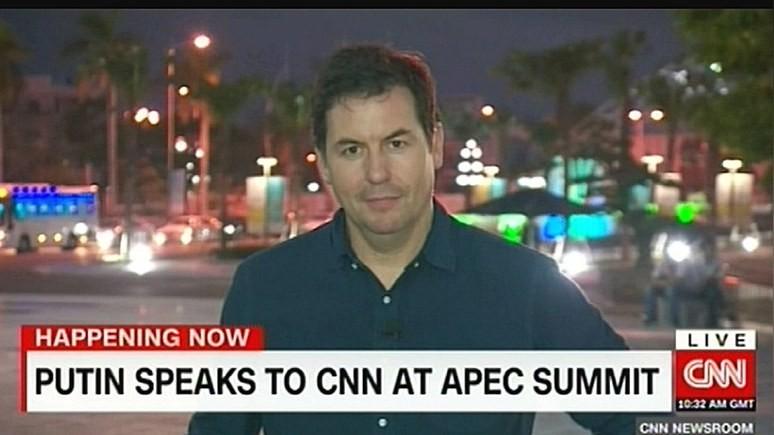 CNN: Путин рассчитывает, что у России будут гармоничные отношения с США