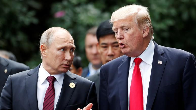 Трамп: я верю, что Путин не вмешивался в выборы