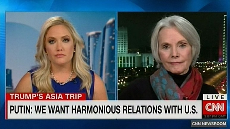 CNN: Путин подарил надежду на улучшение отношений