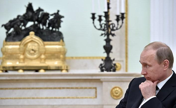 Путин троллит Запад