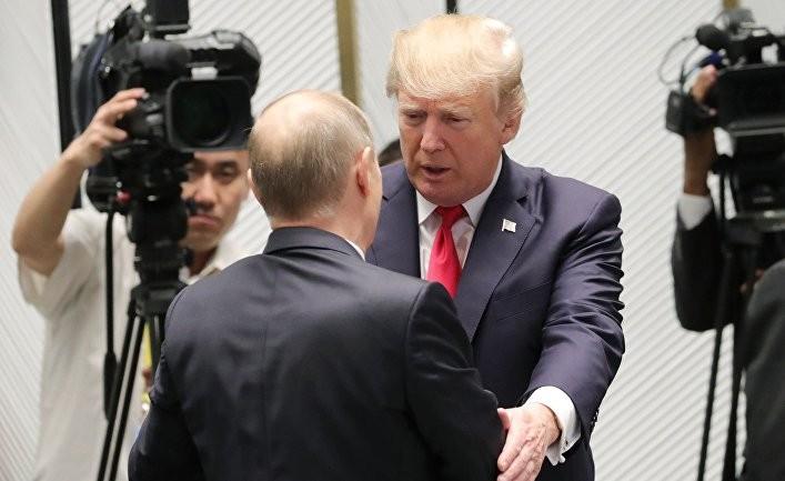 Трамп все отвергает