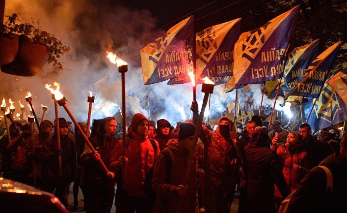 В Украине два вида национализма