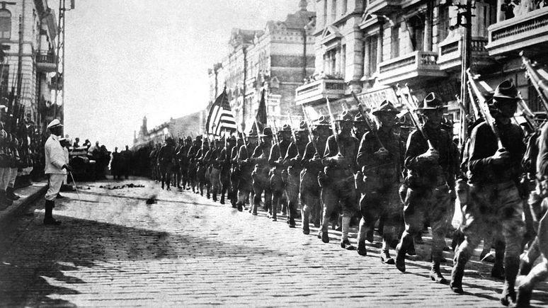 National Interest вспомнил о вмешательстве США в Гражданскую войну в России