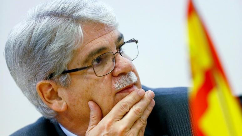 Глава МИД Испании: из-за единства ЕС Россия чувствует себя «некомфортно»