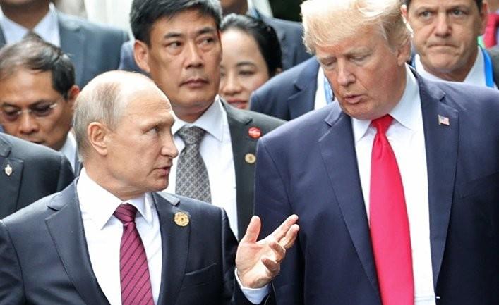 Путин и Трамп договорились по Сирии