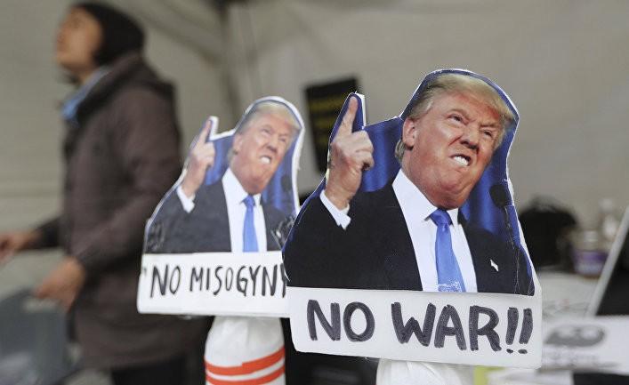 Трамп и его мишени ставят Корею на колени
