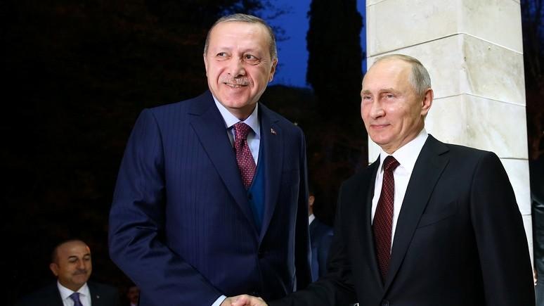 Daily Sabah: Путин заявил о полной нормализации отношений с Турцией