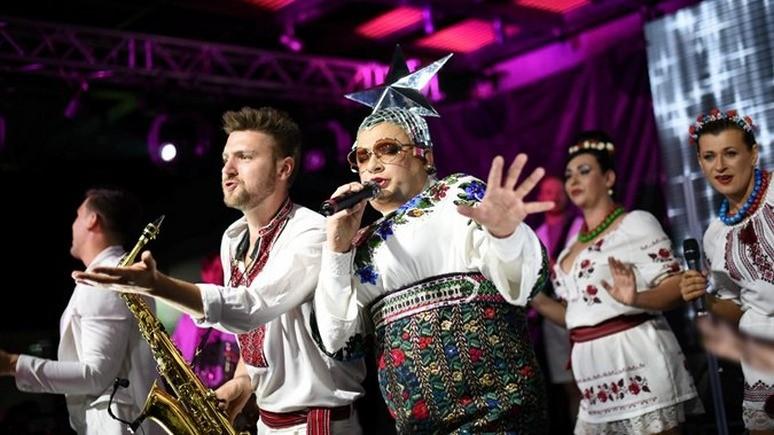 Нужно как-то выживать: украинский артист Данилко объяснил, зачем ездит в Россию