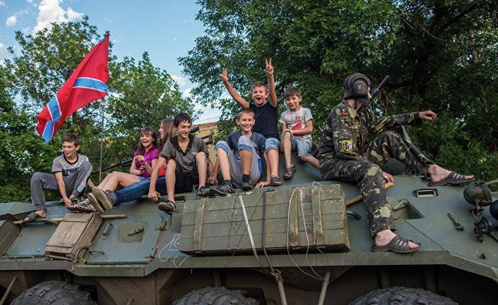 Может ли Донбасс оставаться частью Украины?