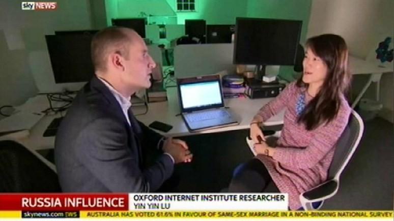 400 сообщений из 22 миллионов — Sky News высчитал «российский взнос» в брексит