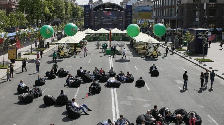 На Украине вступил в силу закон о гастролях российских артистов