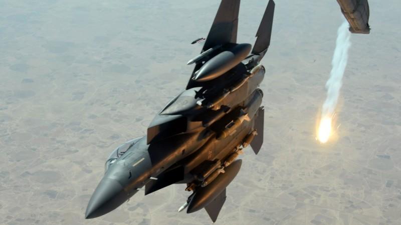 Американские истребители F-15 не смогли обнаружить таинственный «белый самолет» в небе над Орегоном