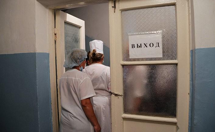 Как в селах лечат украинцев