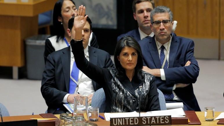 Bild: США возмущены «убийством» расследования химатак в Сирии