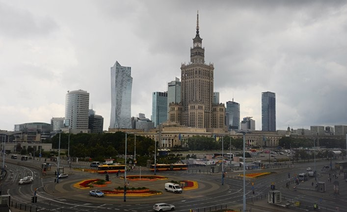 Сталинскую высотку в Варшаве снесут в 2018 году?