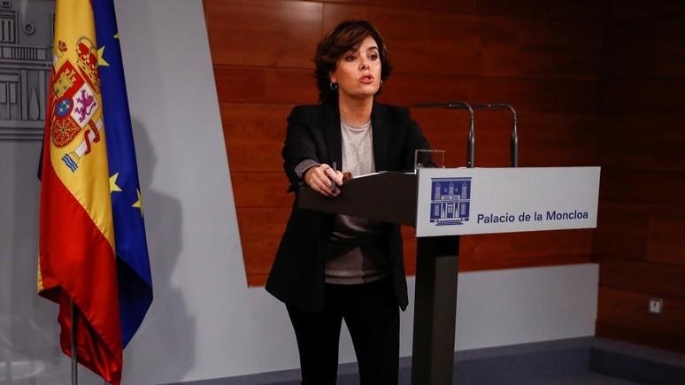 El País: испанские социалисты попросили у правительства разъяснений по «российскому вмешательству»