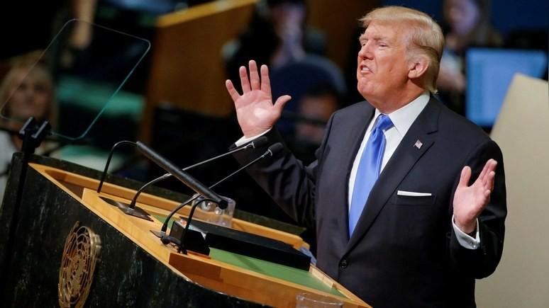 Neues Deutschland: Трамп «балует» армию США рекордно высоким бюджетом