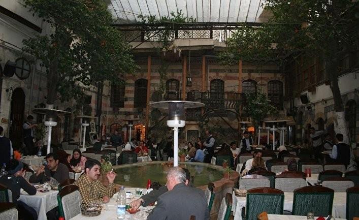 Дамаск возвращается к обычной жизни