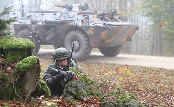Ахиллесова пята НАТО