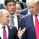 У Путина есть компромат на Трампа