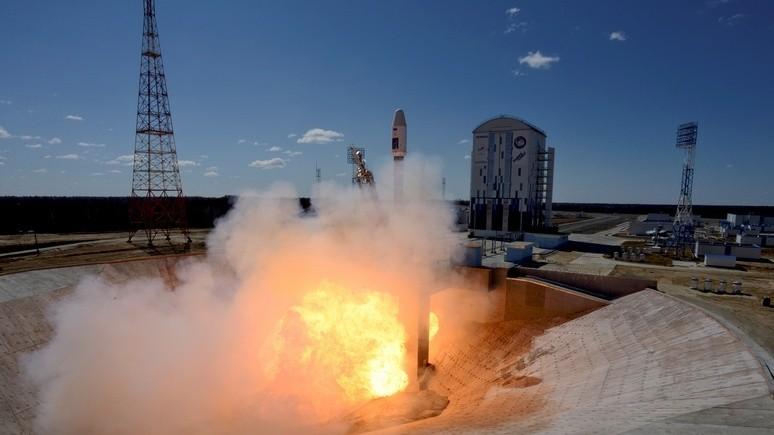 Heise: второй запуск ракеты с Восточного в России встречают, как праздник
