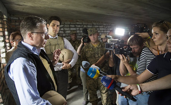 Намеки на сдвиг в украинском конфликте