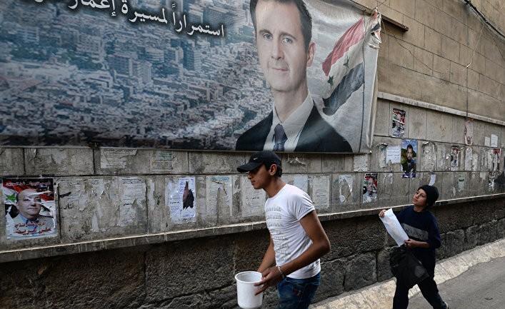 Пятая колонна в Сирии