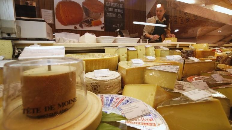 Schweizer Bauer: треть сыров на российском рынке — контрабандный товар