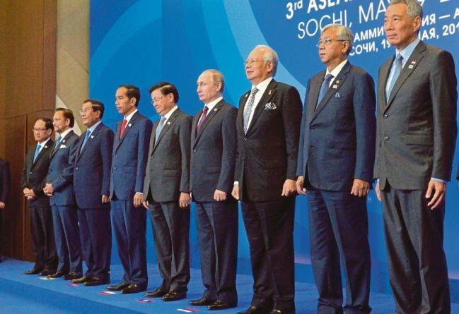 Какова перспектива укрепления связей между Россией и АСЕАН