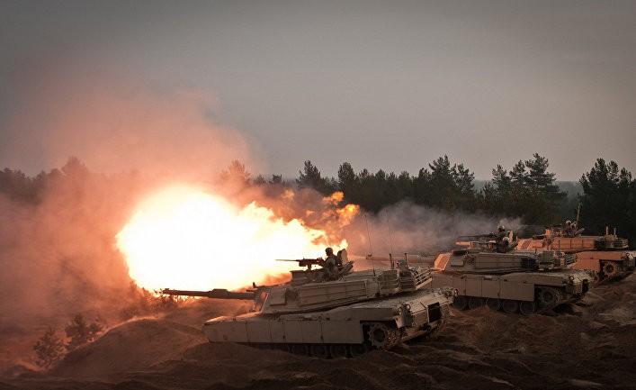 НАТО укрепляет безопасность на Балтике
