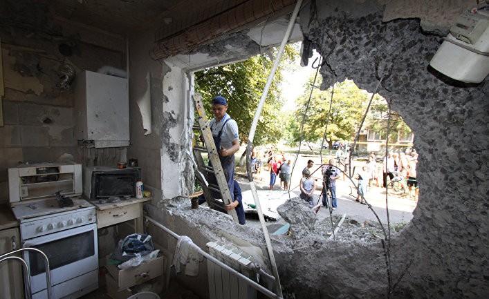Россия хочет вернуть Донбасс Украине