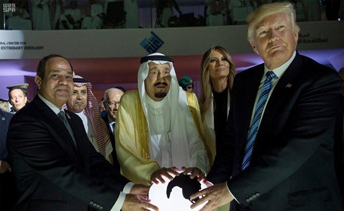 Три злобных близнеца ближневосточной политики