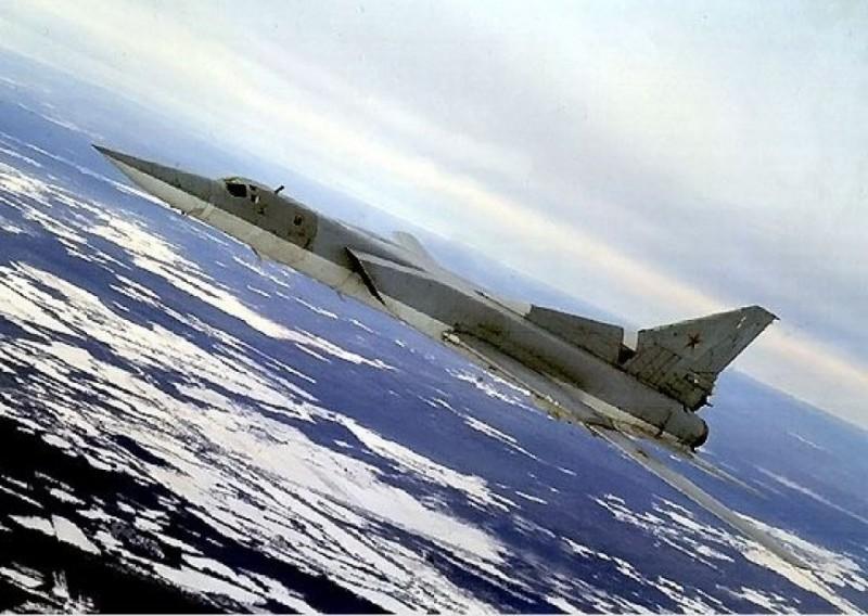 Отличная комбинация: The National Interest оценил оснащение сверхзвукового бомбардировщика Ту-23МЗ новейшей ракетой Х-22