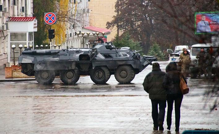 Кто и зачем устроил «переворот» в ЛНР