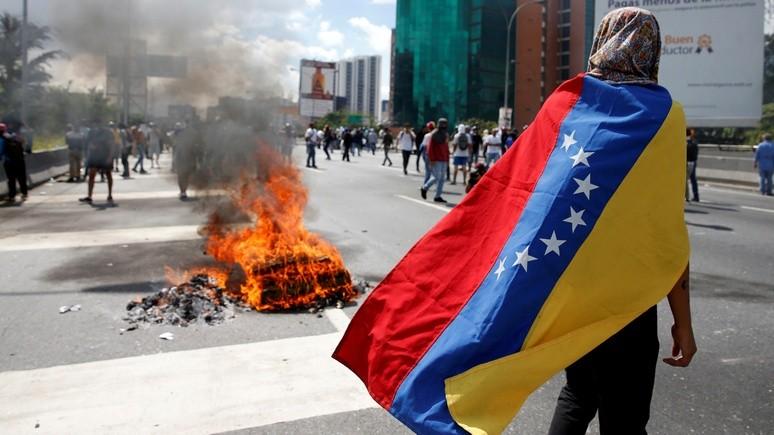Журналист: Венесуэла быстро превращается в «сателлита» России
