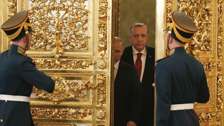 Haber7: на сближение Турции и России США отвечают политическим шантажом