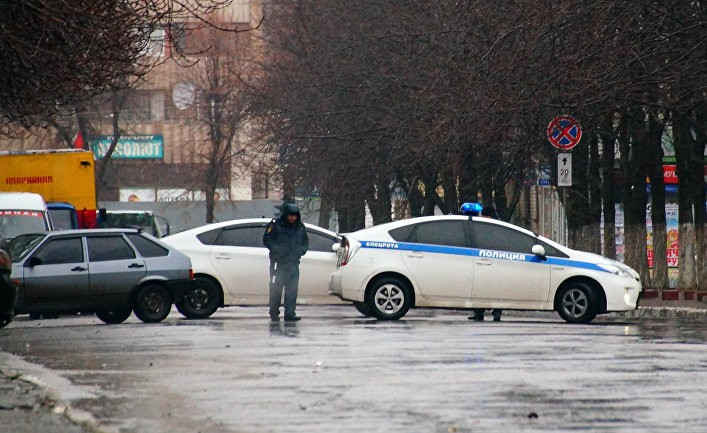 Луганск: пал или подпал?