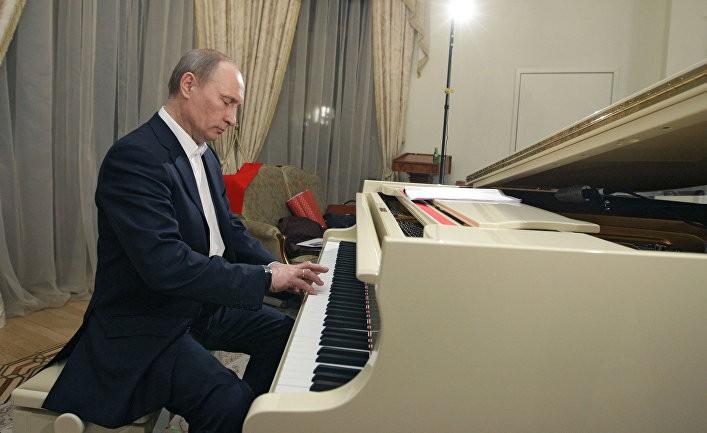 Как думать о Владимире Путине