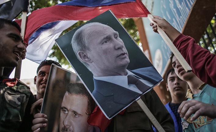 Беспомощность торопливого Путина