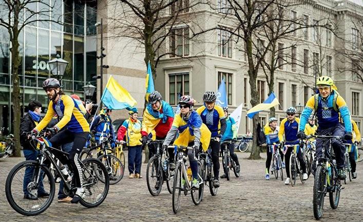 Украина — это Европейский союз