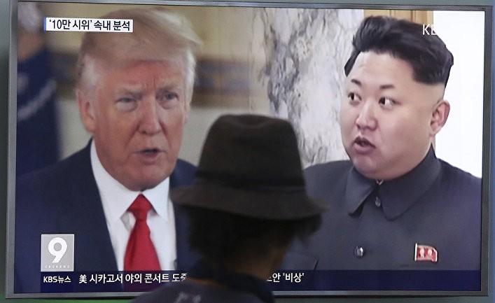 США снова взяли КНДР на карандаш