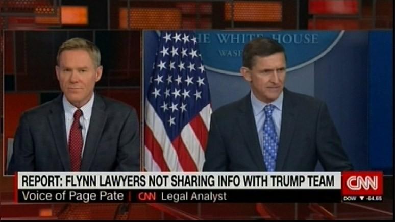 CNN: Майкл Флинн нацелился на сделку со следствием по «российскому делу»