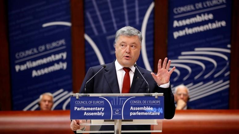 Порошенко: «Мы хотим больше Европы в Украине»