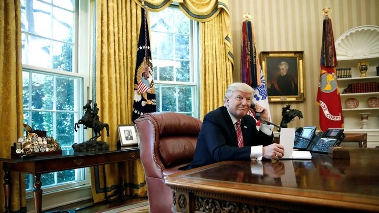 Американский политолог: звонок Трампу — часть ближневосточной стратегии Путина