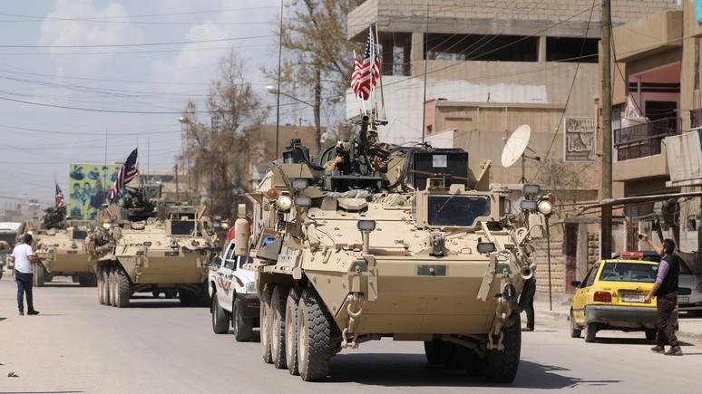 Reuters: США занижают сведения о количестве солдат в Сирии