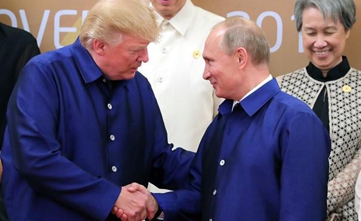 Вечный бой России и США