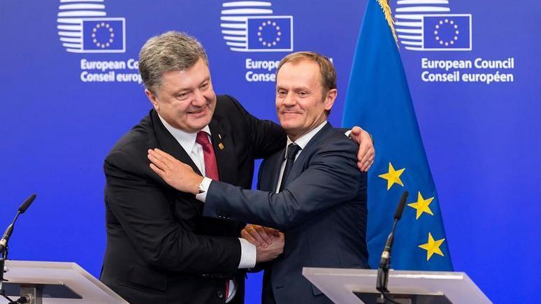 Spiegel: кроме обещаний сотрудничества ЕС не предложил Украине ничего конкретного
