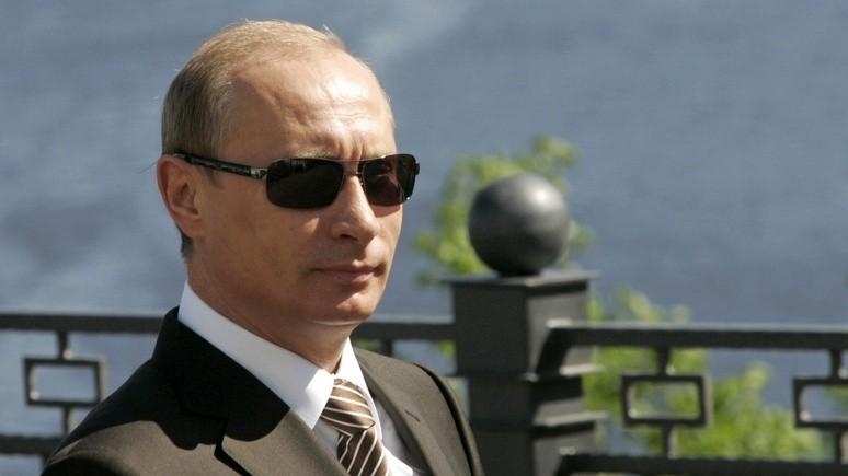 Tages-Anzeiger: страх Запада сделал из Путина супермена